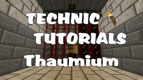 Thaumium Tools
