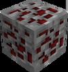 Block Cinnabar Ore