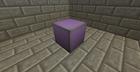 Purple Lamp Unlit