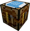 Block Automatic Crafting Table