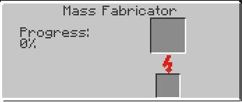 MassFabrication GUI