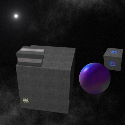 Quantum Space Pocket -3041-8756