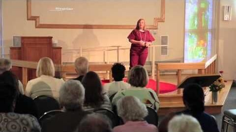 Second Chances and Redemption - Ami Temple - TEDxWilmingtonSalon