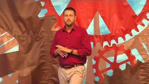 Psychology Professor & Substance Abuse Counselor - Andrew Assini - TEDxPittsburghStatePrison
