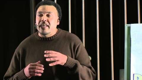 A Good Role Model of What Not to Do - Wilfredo Laracuente - TEDxSingSing