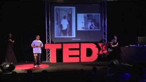 Facing fear - Sean Wilson - TEDxIronwoodStatePrison