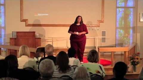 Second Chances and Redemption - Melissa Hutchison - TEDxWilmingtonSalon