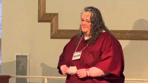 Second Chances and Redemption - Trudy Downs - TEDxWilmingtonSalon