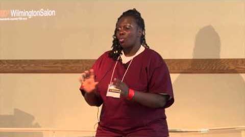 Second Chances and Redemption - Latoya Mcduffie - TEDxWilmingtonSalon