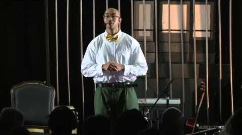 Echoes of an Urban Desert - Markey Coleman - TEDxSingSing