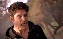 Seth werewolf face