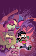 Issue 15 cover art