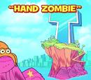 Hand Zombie
