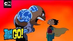 Teen Titans Go! The Cape Cartoon Network