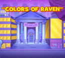 Colors of Raven