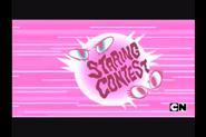Staring contest