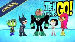 Teen Titans Go! Two Parter Part Two Exclusive Clip!