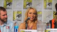 Tara Strong at SDCC 2016 TTG panel