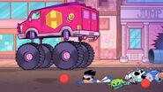 HIVE Five Monster Van-Artful Dodgers