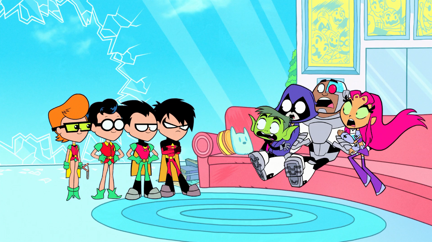 batman and robin characters names