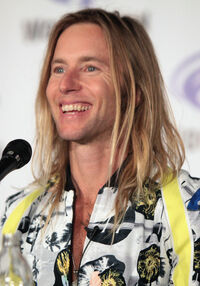 Greg Cipes by Gage Skidmore
