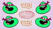 TMNT Loves Pizza