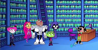 Teen Titans Go Wikia Gallery Jinxed0001