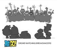 TTG CrowdWatchingBreakDancers