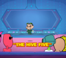 The HIVE Five (episode)