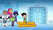 Video Game References Titlecard