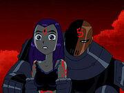 Raven & Slade (Birthmark)