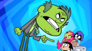 HD Angry Beast Man