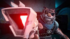 Tiger Claw Laser Blaster