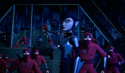 Karai And Her Foot Soldiers
