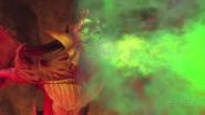 Kavaxas Spitting Fire