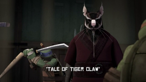 Tale Of Tiger Claw Title Scene