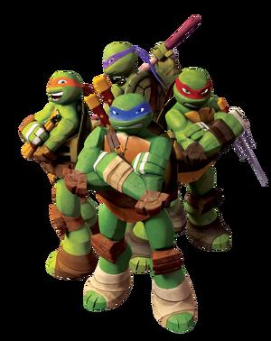 Ninja Turtles Profile