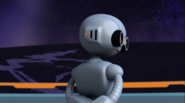 Fugitoid Angrily Ordering The Crew To Obey Him