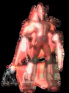 Shredder Hologram Profile
