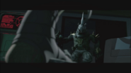 Baxter Fly And Rocksteady Watch Super Shredder In Horror 2