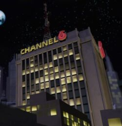 Channel 6 News Building