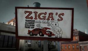 Ziga's Auto Body