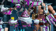 Kraang SubPrime Holding Up The Portal Projector Remote