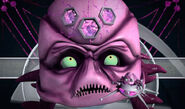 Kraang Prime And Kraang SubPrime Scared Of Triceratons Arrival To Earth