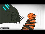 The Creeping Doom Storyboard Animatics 04