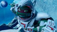 Raphael's Space Helmet