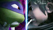 Dimension X Donatello And Dimension X Casey Jones