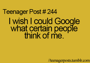Teenager Post 244