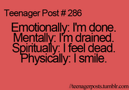 Teenager Post 286
