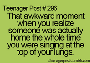 Teenager Post 296